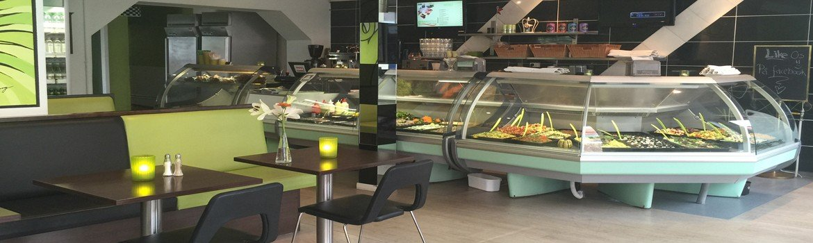 Green Kitchen Slagelse